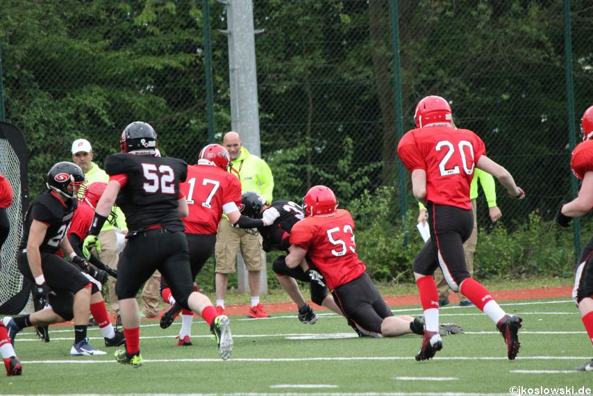 Marburg Mercenaries @ Saarland Hurricanes 049