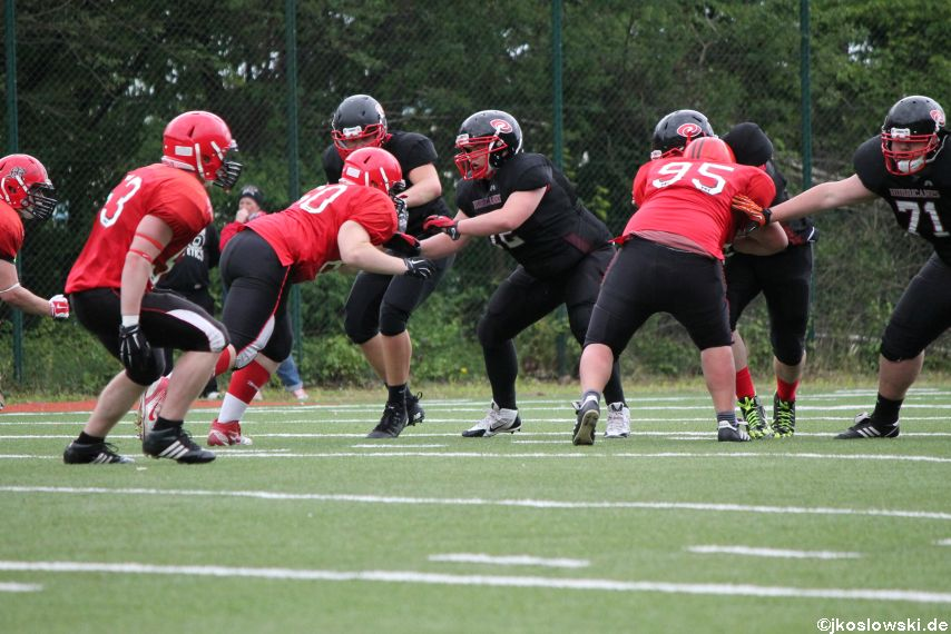 Marburg Mercenaries @ Saarland Hurricanes 051