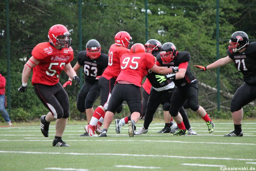 Marburg Mercenaries @ Saarland Hurricanes 052