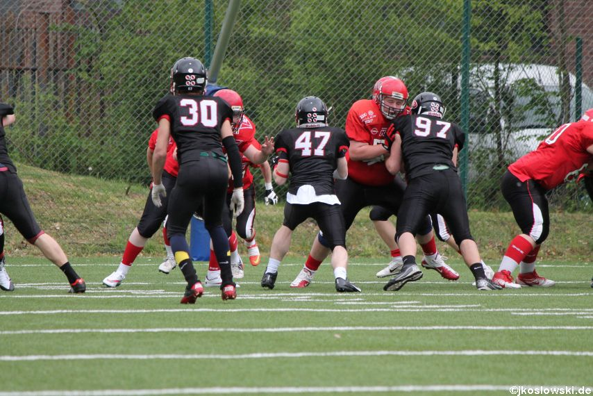 Marburg Mercenaries @ Saarland Hurricanes 053