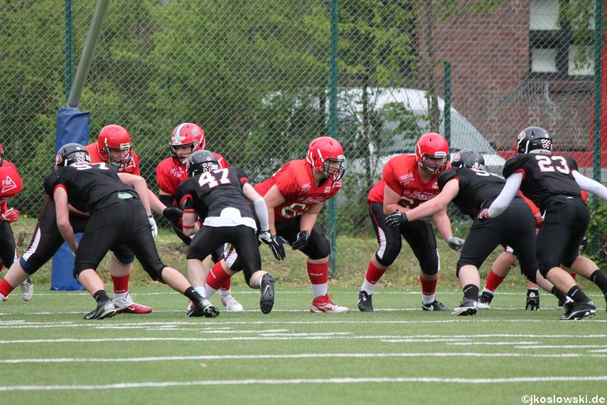 Marburg Mercenaries @ Saarland Hurricanes 054
