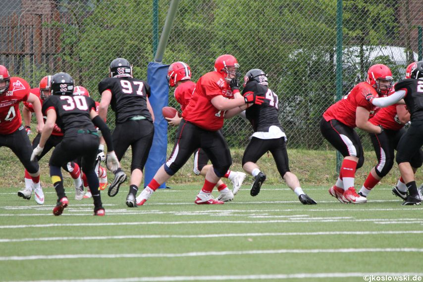 Marburg Mercenaries @ Saarland Hurricanes 055