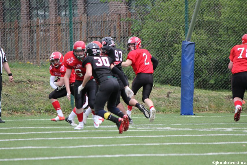 Marburg Mercenaries @ Saarland Hurricanes 056