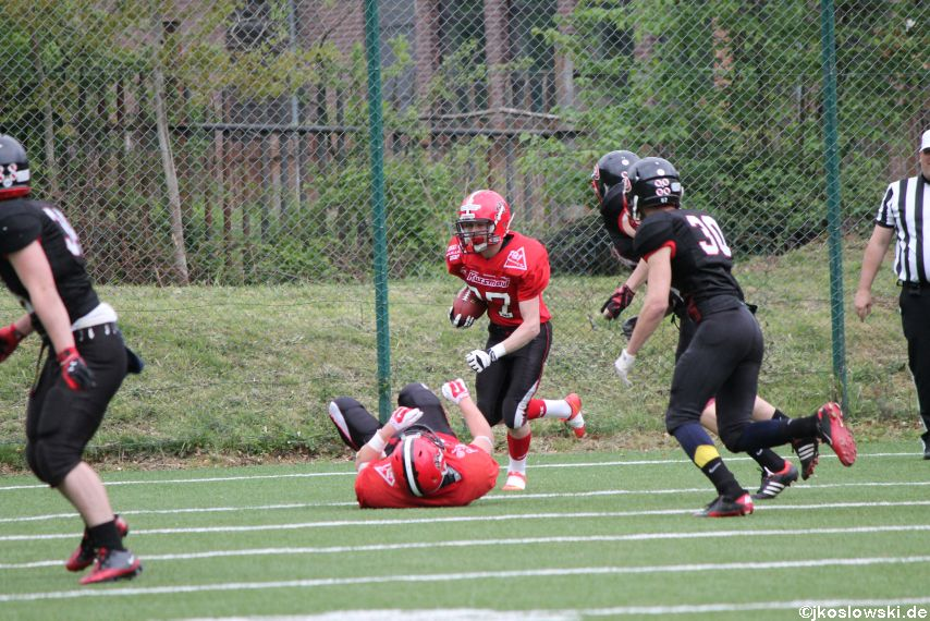 Marburg Mercenaries @ Saarland Hurricanes 057