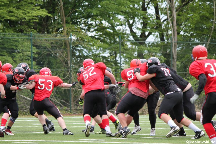 Marburg Mercenaries @ Saarland Hurricanes 062