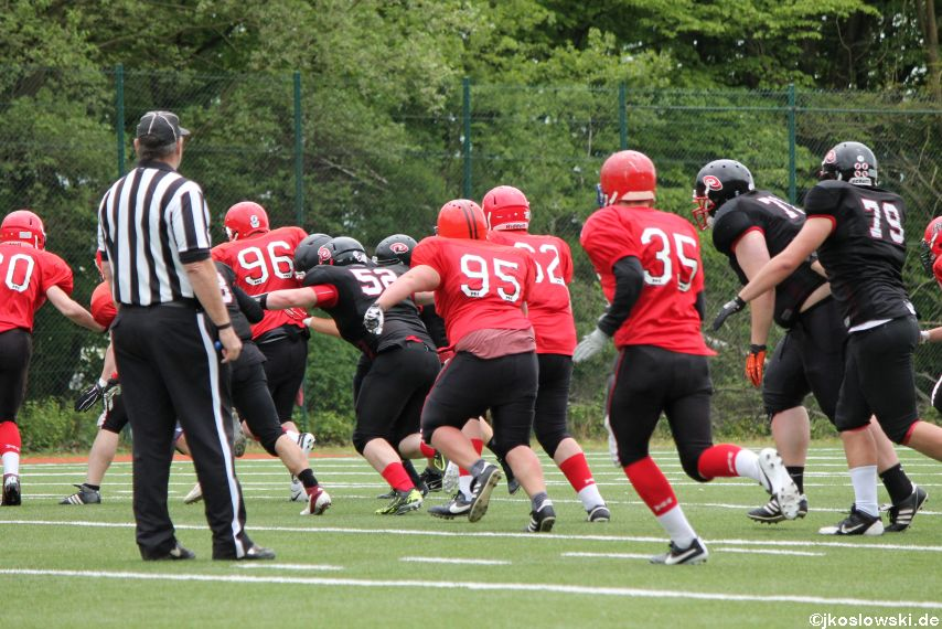 Marburg Mercenaries @ Saarland Hurricanes 063