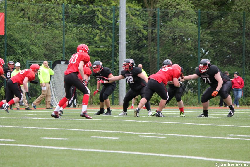 Marburg Mercenaries @ Saarland Hurricanes 065