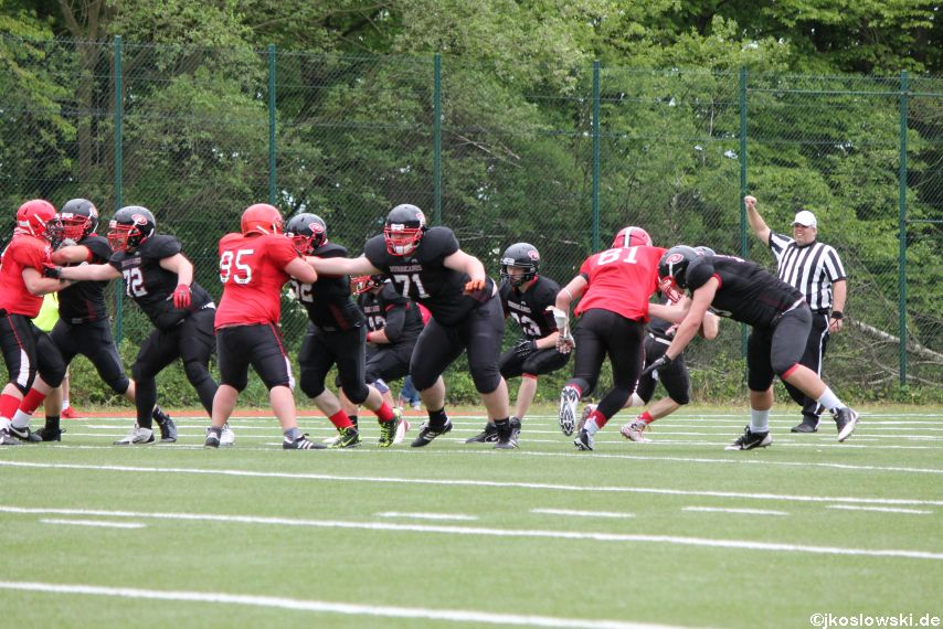 Marburg Mercenaries @ Saarland Hurricanes 066