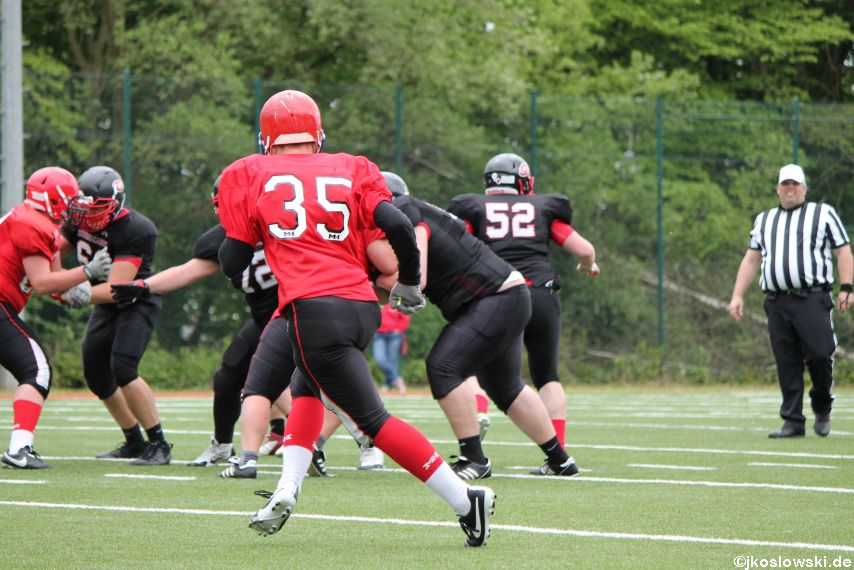 Marburg Mercenaries @ Saarland Hurricanes 069
