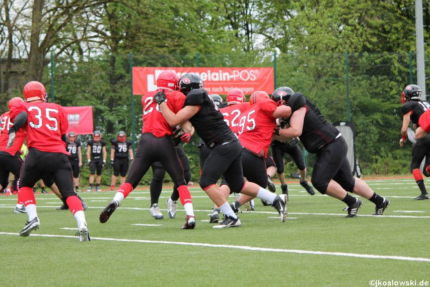 Marburg Mercenaries @ Saarland Hurricanes 070