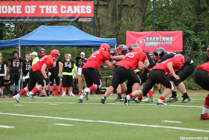 Marburg Mercenaries @ Saarland Hurricanes 071