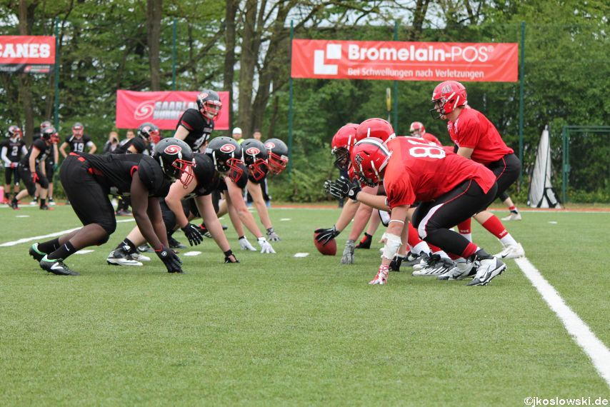 Marburg Mercenaries @ Saarland Hurricanes 075