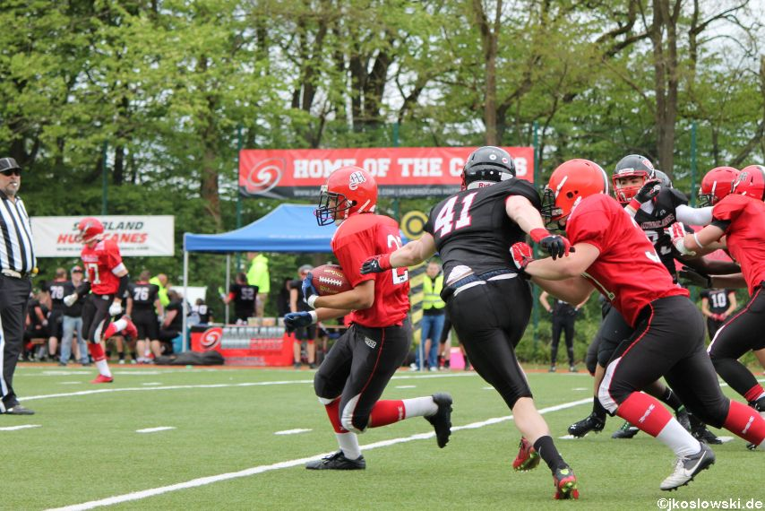 Marburg Mercenaries @ Saarland Hurricanes 077