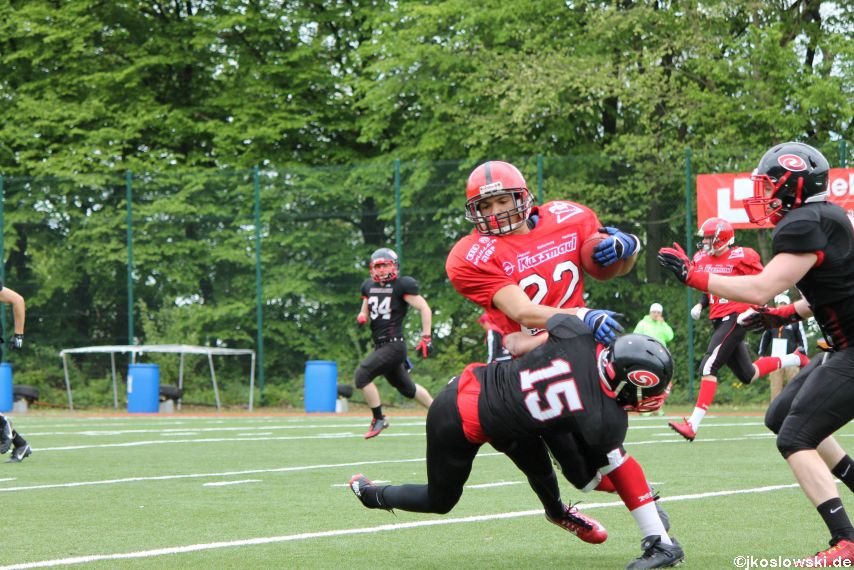Marburg Mercenaries @ Saarland Hurricanes 078
