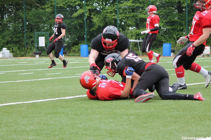 Marburg Mercenaries @ Saarland Hurricanes 079