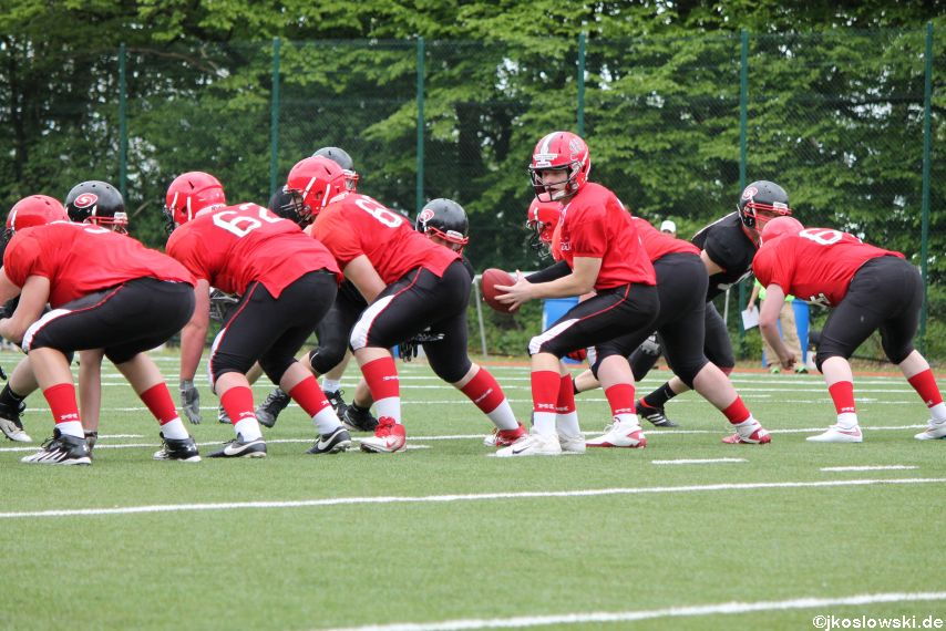 Marburg Mercenaries @ Saarland Hurricanes 080