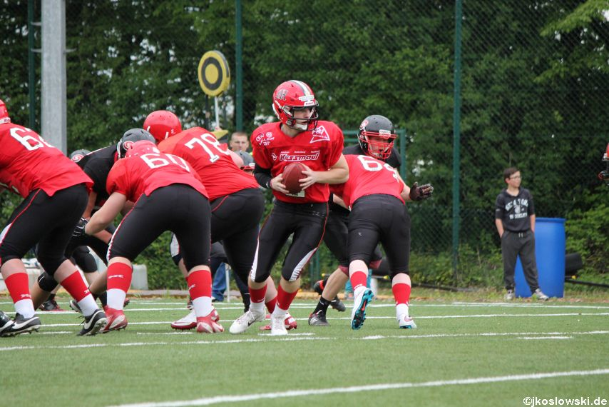 Marburg Mercenaries @ Saarland Hurricanes 082