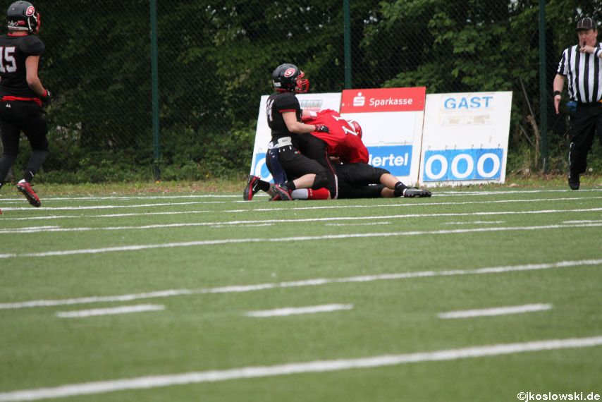 Marburg Mercenaries @ Saarland Hurricanes 085