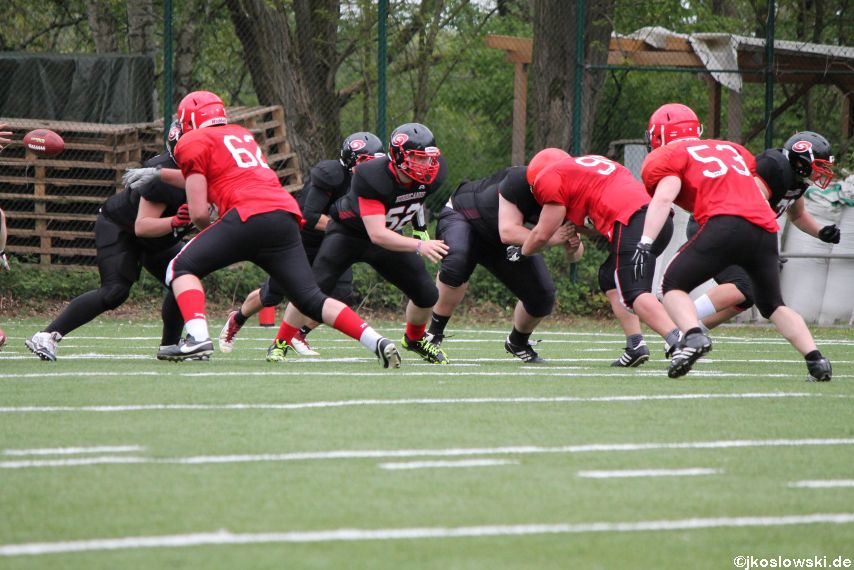 Marburg Mercenaries @ Saarland Hurricanes 086