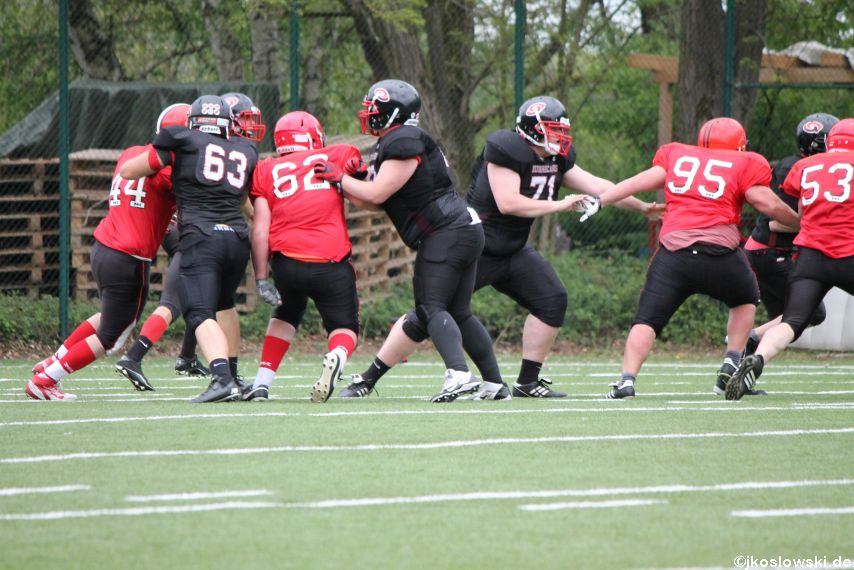 Marburg Mercenaries @ Saarland Hurricanes 087