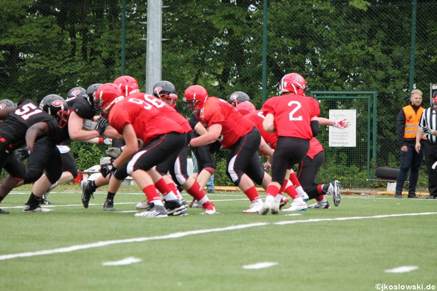 Marburg Mercenaries @ Saarland Hurricanes 088