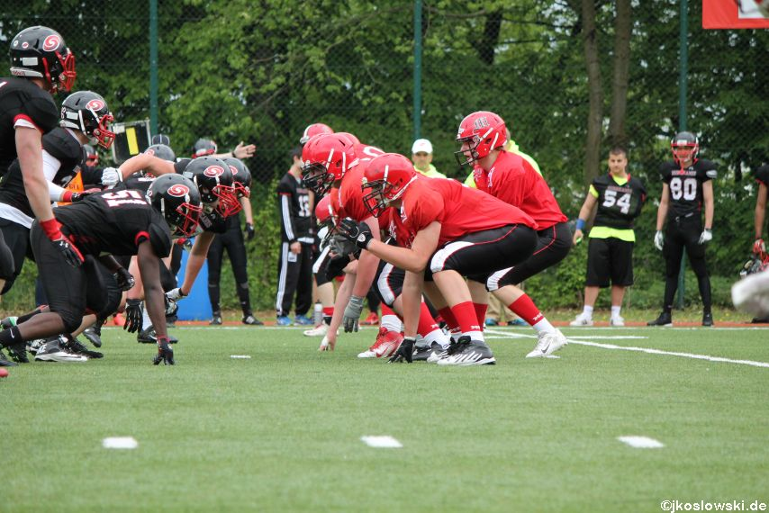 Marburg Mercenaries @ Saarland Hurricanes 090