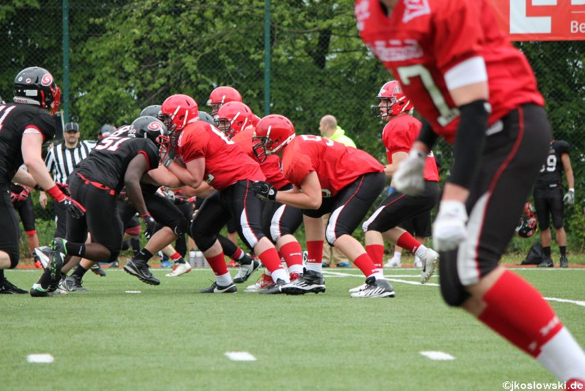 Marburg Mercenaries @ Saarland Hurricanes 091