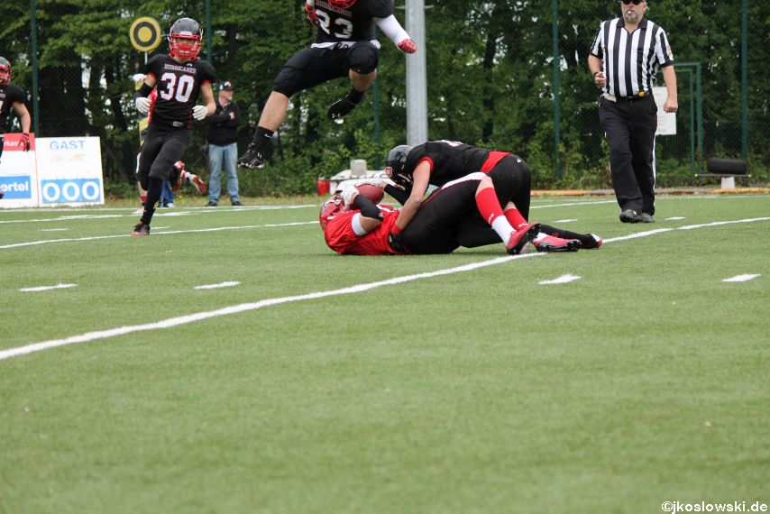 Marburg Mercenaries @ Saarland Hurricanes 092