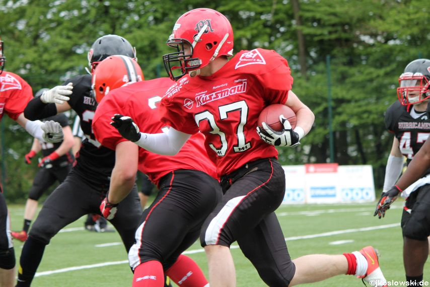 Marburg Mercenaries @ Saarland Hurricanes 094