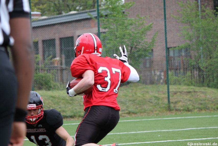 Marburg Mercenaries @ Saarland Hurricanes 095