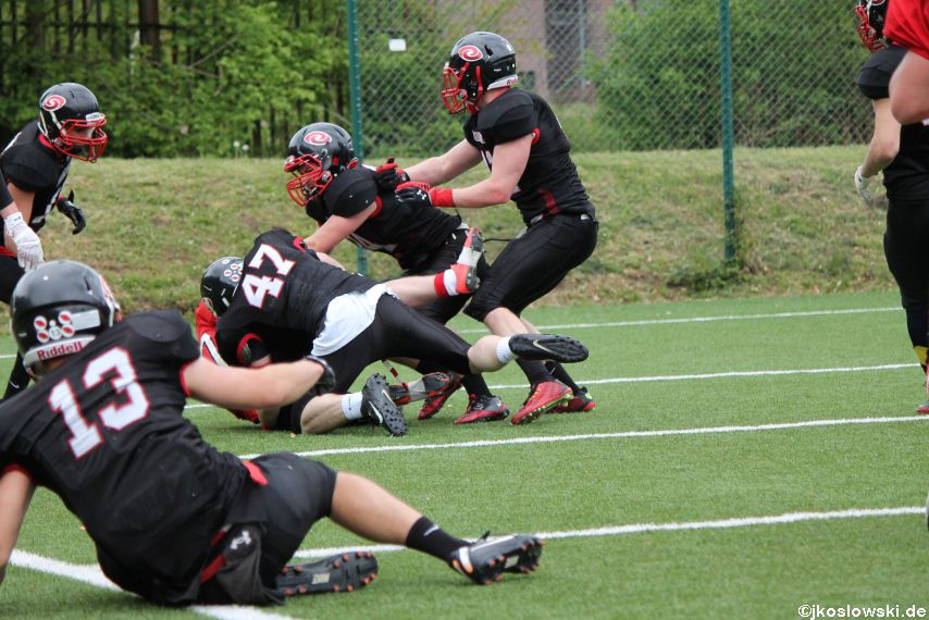 Marburg Mercenaries @ Saarland Hurricanes 096