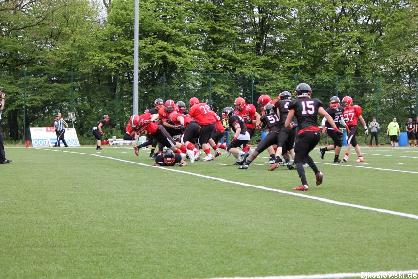 Marburg Mercenaries @ Saarland Hurricanes 097