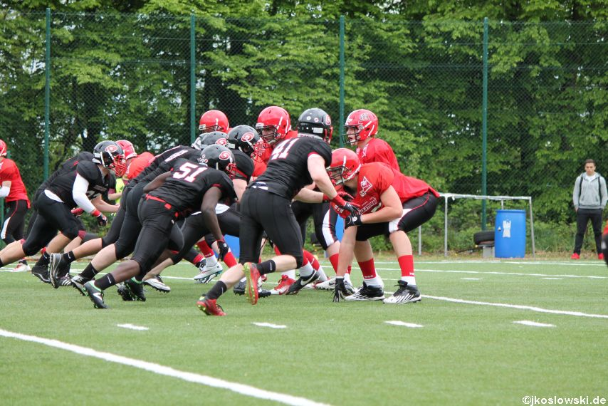 Marburg Mercenaries @ Saarland Hurricanes 098