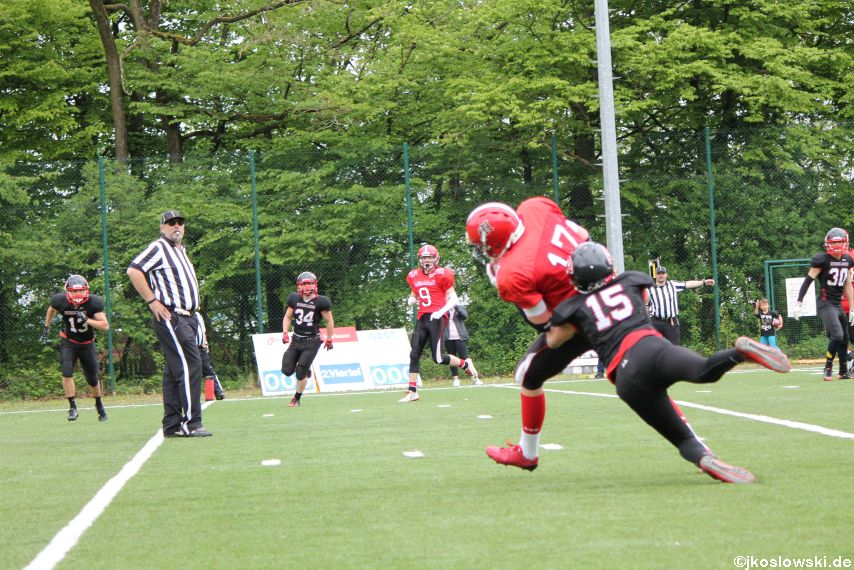 Marburg Mercenaries @ Saarland Hurricanes 099