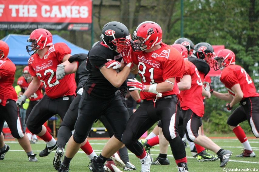 Marburg Mercenaries @ Saarland Hurricanes 103