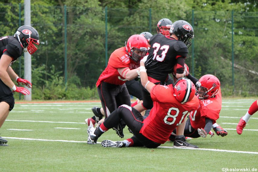 Marburg Mercenaries @ Saarland Hurricanes 104