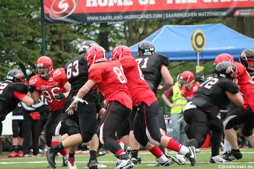 Marburg Mercenaries @ Saarland Hurricanes 107