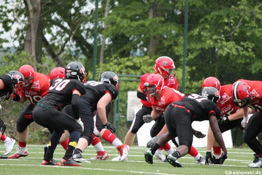 Marburg Mercenaries @ Saarland Hurricanes 109