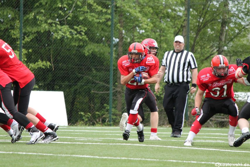 Marburg Mercenaries @ Saarland Hurricanes 110