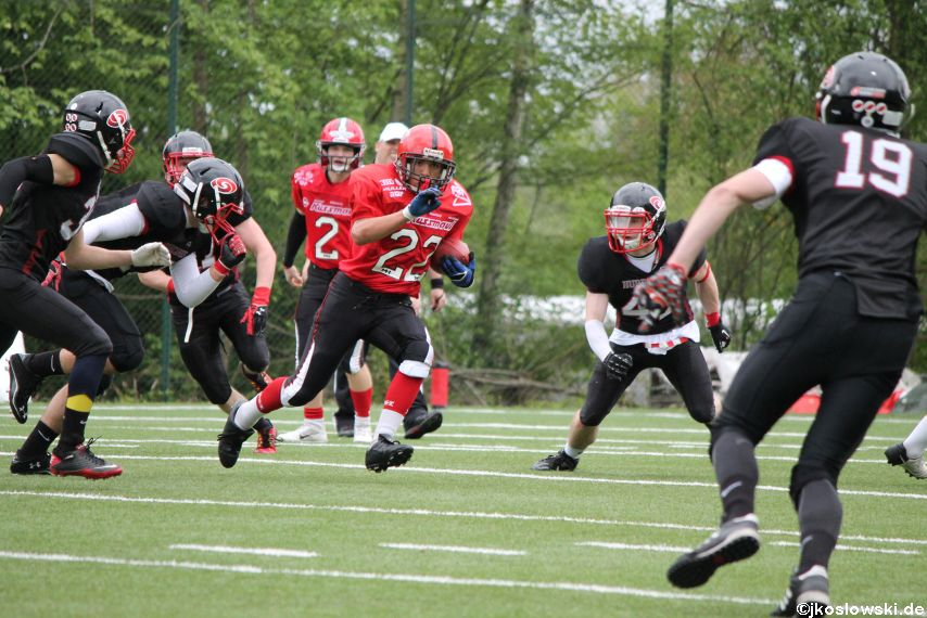 Marburg Mercenaries @ Saarland Hurricanes 111