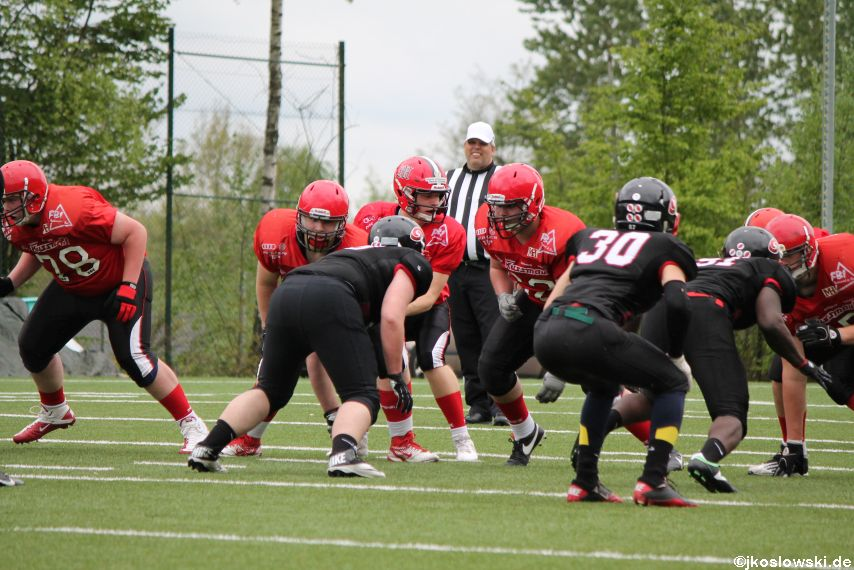Marburg Mercenaries @ Saarland Hurricanes 112