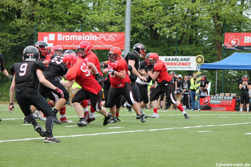 Marburg Mercenaries @ Saarland Hurricanes 119