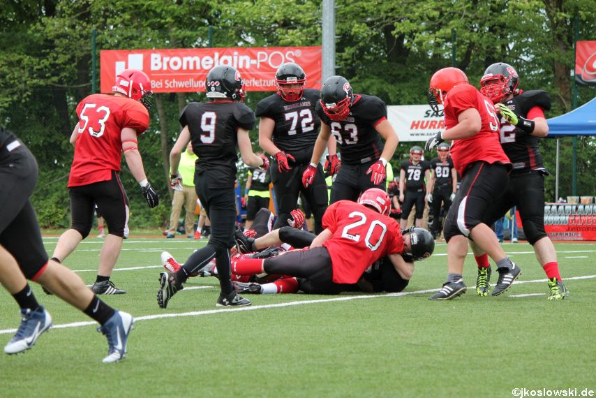 Marburg Mercenaries @ Saarland Hurricanes 120