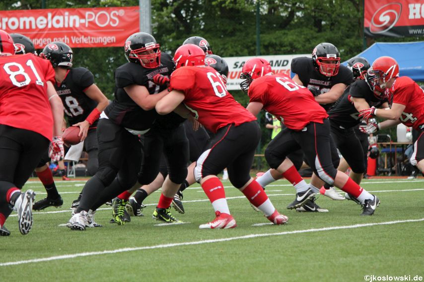 Marburg Mercenaries @ Saarland Hurricanes 121