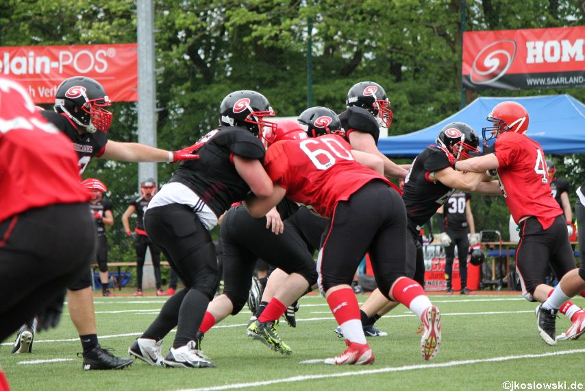 Marburg Mercenaries @ Saarland Hurricanes 122