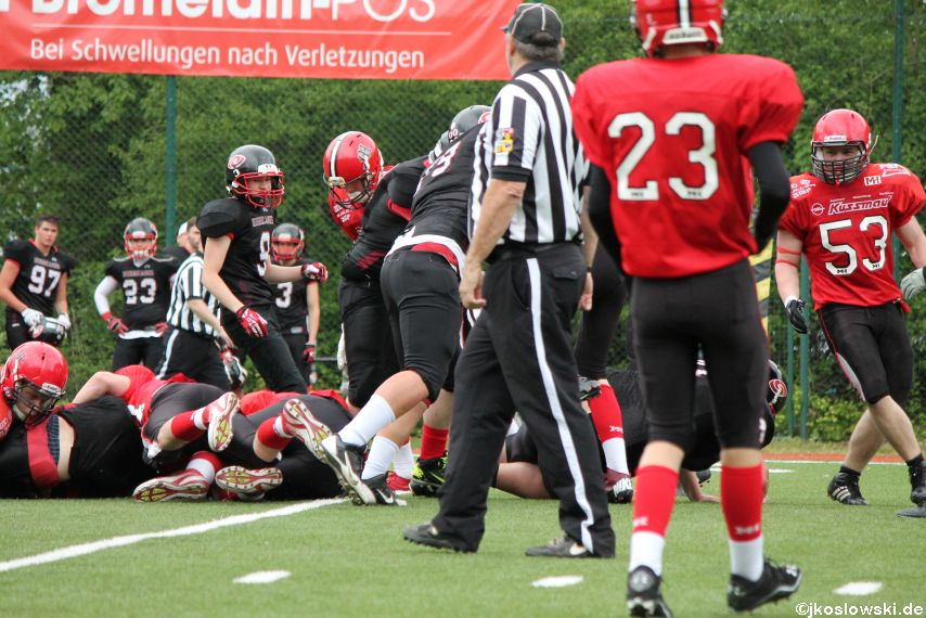 Marburg Mercenaries @ Saarland Hurricanes 124