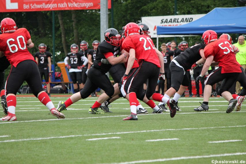 Marburg Mercenaries @ Saarland Hurricanes 125