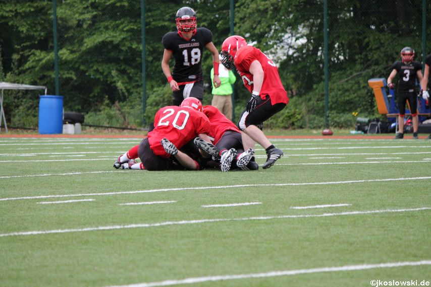 Marburg Mercenaries @ Saarland Hurricanes 128
