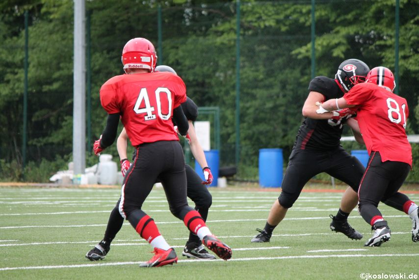 Marburg Mercenaries @ Saarland Hurricanes 130