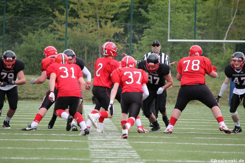 Marburg Mercenaries @ Saarland Hurricanes 143